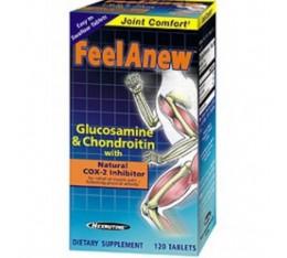 Natrol - FeelAnew / 120 tab Хранителни добавки, За стави и сухожилия