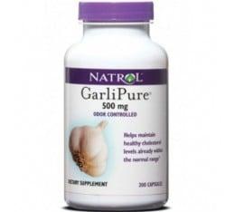 Natrol - GarliPure / 40 caps Хранителни добавки, Здраве и тонус