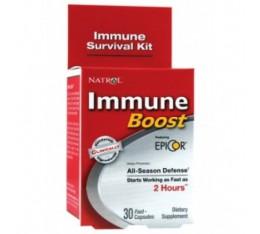 Natrol - Immune Boost / 30 tab Хранителни добавки, Здраве и тонус, Специализирани формули