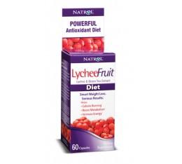Natrol - Lychee Fruit Diet / 60 caps Хранителни добавки, На билкова основа