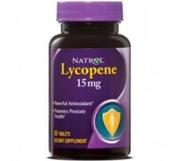 Natrol - Lycopene 15mg. / 30 tabs Хранителни добавки, Антиоксиданти, Ликопен