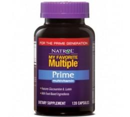 Natrol - My Favorite Multiple Prime / 120 caps Хранителни добавки, Витамини, минерали и др., Мултивитамини