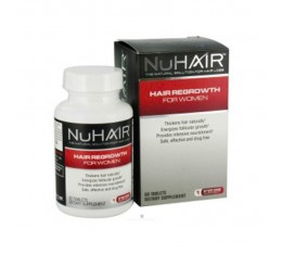 Natrol - NuHair Hair Regrowth System for Women / 30 day kit