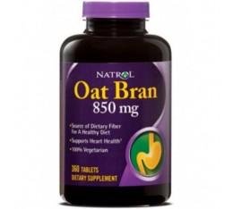 Natrol - Oat Bran Fiber 850mg. / 360 tabs Хранителни добавки, Здраве и тонус, Ензими