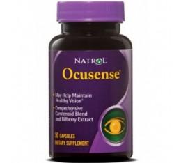 Natrol - OcuSense with Lutein / 50 caps Хранителни добавки, Здраве и тонус, Специализирани формули