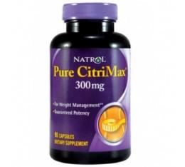 Natrol - CitriMax-Pure CitriMax 250mg. / 90 caps Хранителни добавки, Отслабване