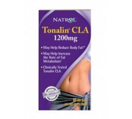 Natrol - Tonalin CLA 1200mg. / 60 softgels Хранителни добавки, Отслабване