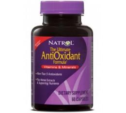 Natrol - Ultimate Antioxidant Formula / 60 caps Хранителни добавки, Антиоксиданти