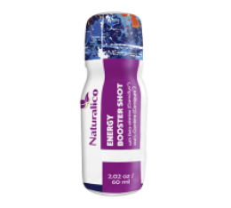 Naturalico Energy Booster Shot  60 ml - доза​