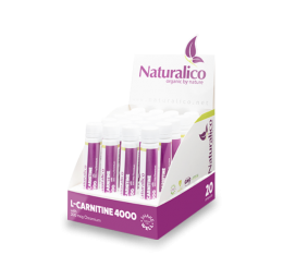 Naturalico L-Carnitine Liquid 4000 - 25 ml - доза​