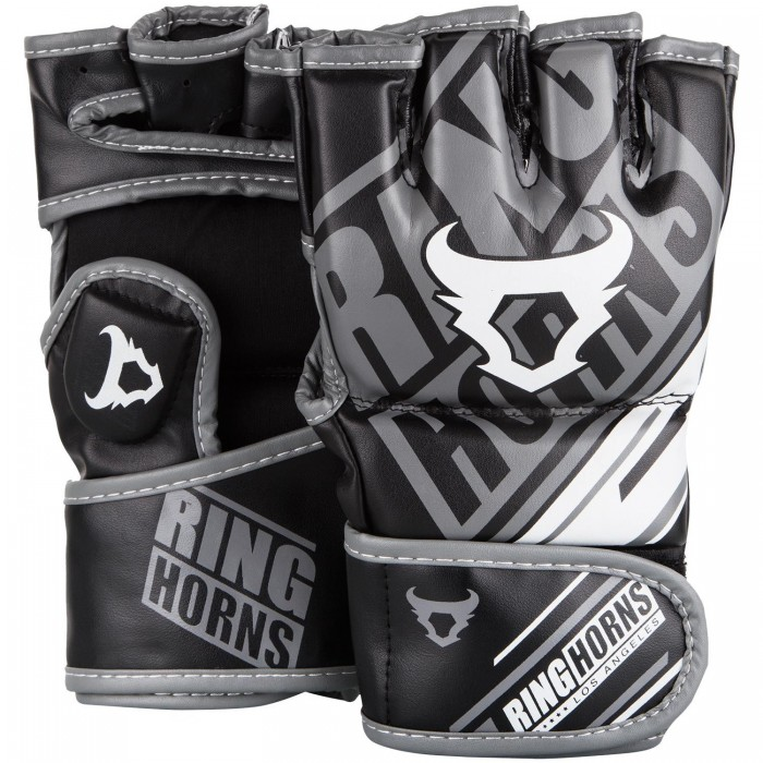 ММА Ръкавици - Ringhorns Nitro MMA Gloves - Black​