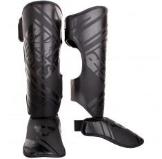 Боксови Ръкавици - Ringhorns Nitro Boxing Gloves - Black / Black Боксови ръкавици
