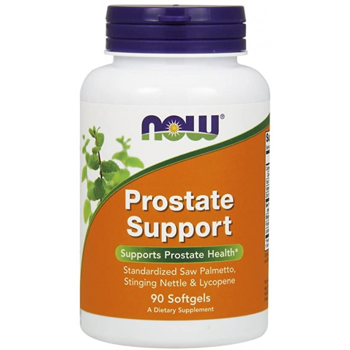 NOW - Prostate Support / 90 Softgels