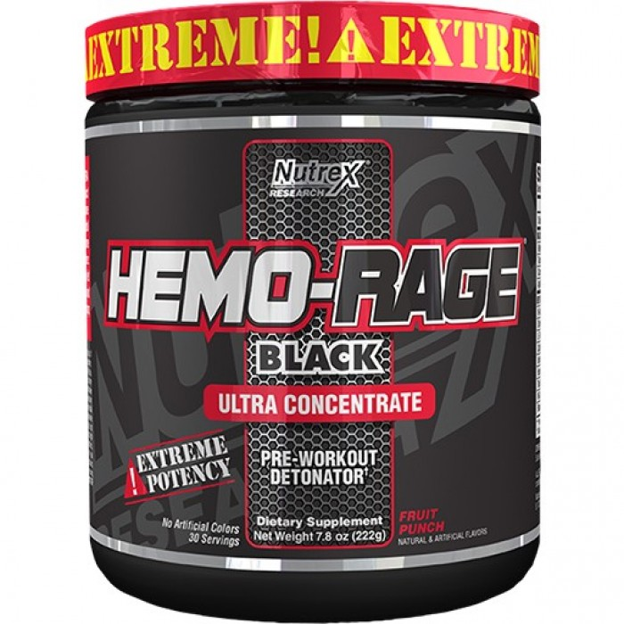 Nutrex - Hemo Rage Ultra Concentrate / 292 gr