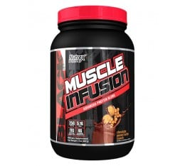 Nutrex - Muscle Infusion Black / 912 gr