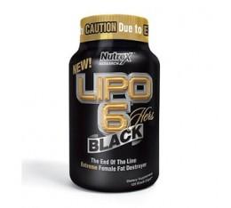 Nutrex - Lipo 6 Black Hers / 120 caps Хранителни добавки, Отслабване, Фет-Бърнари