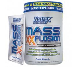 Nutrex - Mass XXplosion / 15 pak Хранителни добавки, Сила и възстановяване, Яйчен протеин