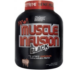 Nutrex - Muscle Infusion Black / 2270 gr Хранителни добавки, Протеини, Протеинови матрици