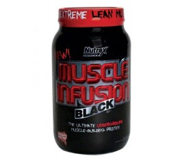Nutrex - Muscle Infusion Black / 912 gr Хранителни добавки, Протеини, Протеинови матрици