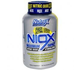 Nutrex - Niox / 180 caps Хранителни добавки, Азотни/напомпващи