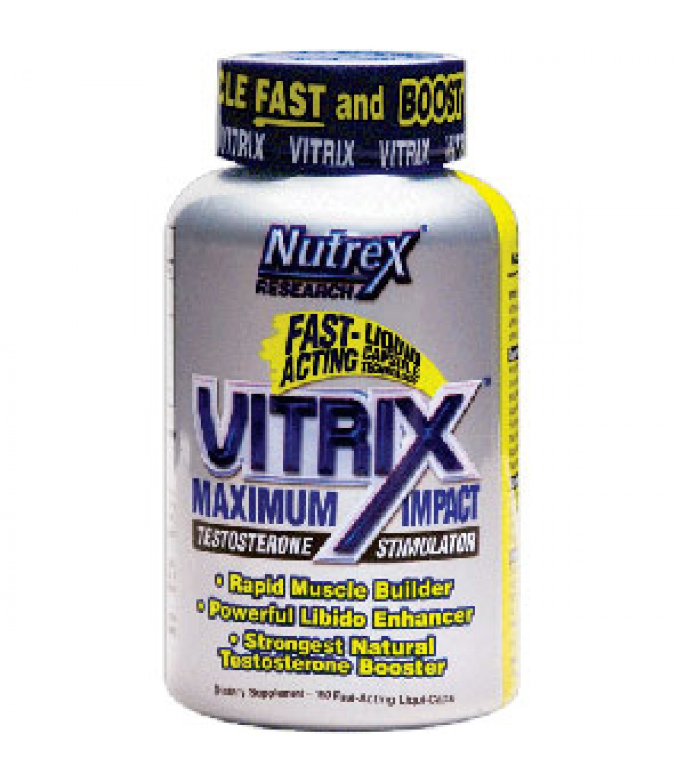 Nutrex - Vitrix NTS-5 / 90 caps