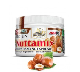 AMIX PROTEIN NUTTAMIX® 250g with Hydrovon® Хранителни добавки, Други хранителни добавки, Здраве и тонус