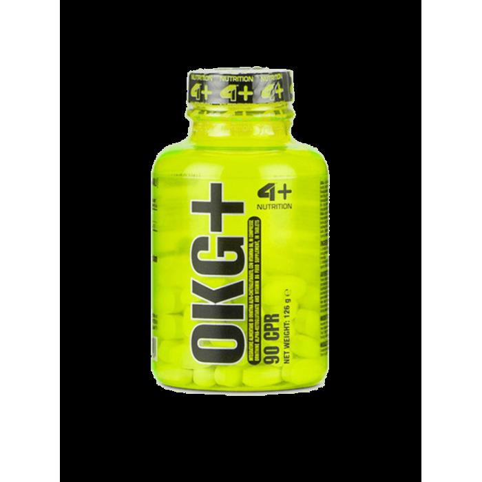4+ Nutrition OKG+ / 90 tabs.