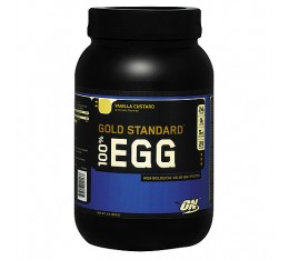 Optimum Nutrition - 100% Egg Protein / 908 gr
