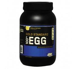 Optimum Nutrition - 100% Egg Protein / 908 gr Хранителни добавки, Протеини, Яйчен протеин