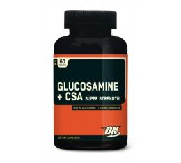 Optimum Nutrition - Glucosamine + CSA / 120 caps Хранителни добавки, За стави и сухожилия