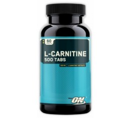 Optimum Nutrition - L-Carnitine 500 / 60 tab