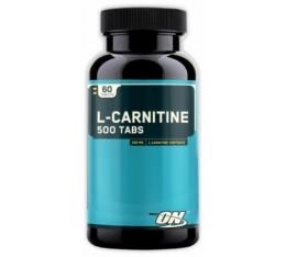 Optimum Nutrition - L-Carnitine 500 / 60 tab