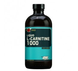 Optimum Nutrition - Liquid L-Carnitine 1000 / 355 ml Хранителни добавки, Отслабване, Л-Карнитин