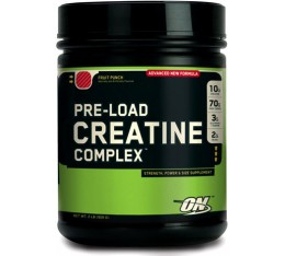 Optimum Nutrition - Pre-Load Creatine Complex / 1820 gr Хранителни добавки, Креатинови продукти, Креатинови Матрици