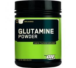 Optimum Nutrition - Glutamine / 1000 gr Хранителни добавки, Аминокиселини, Глутамин