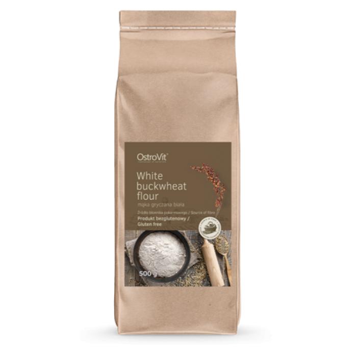 OstroVit - White Buckwheat Flour / Брашно от елда / 500 гр