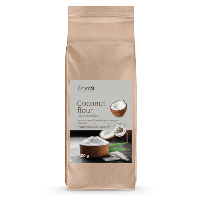 OstroVit - Coconut Flour / Кокосово брашно / 500 гр