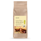 OstroVit - Corn Flour Whole Grain / Пълнозърнесто царевично брашно / 1000 гр