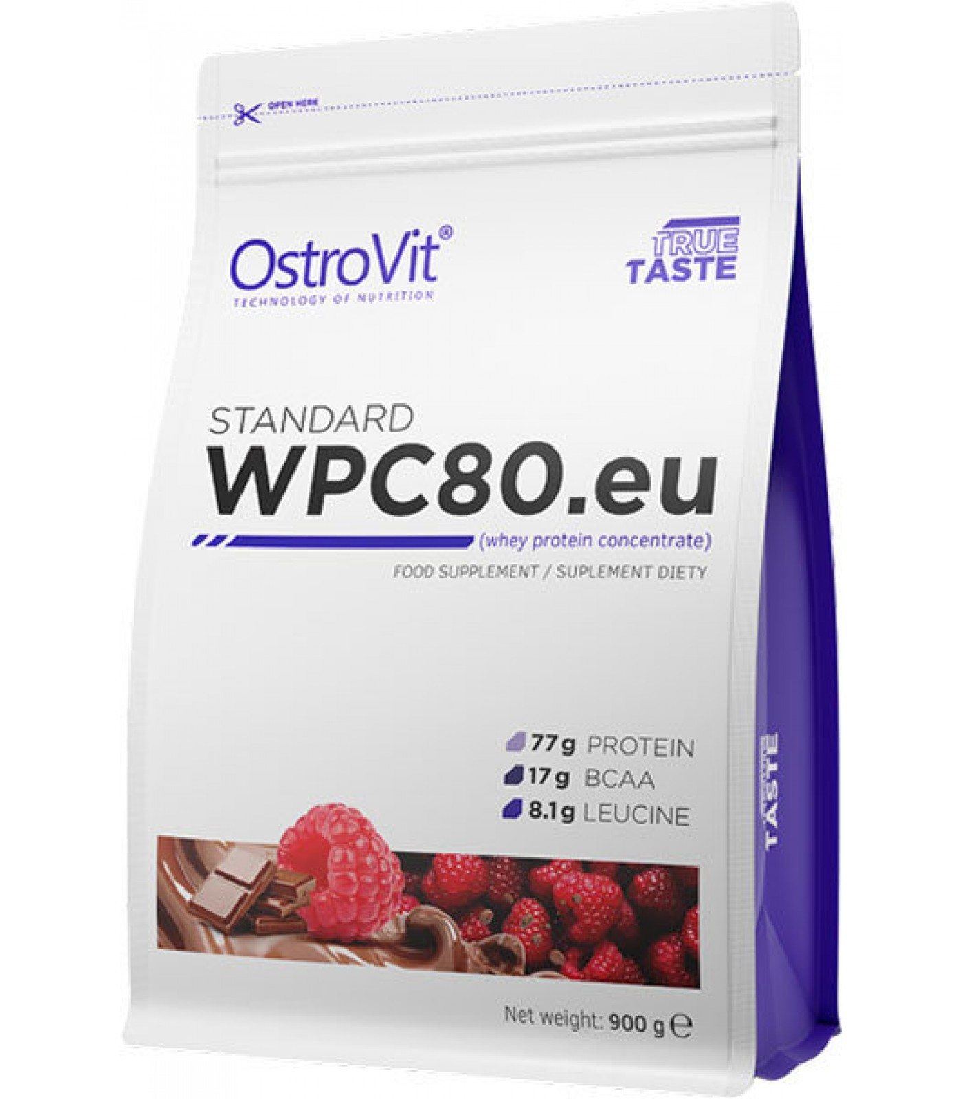 Ostrovit - Whey Protein Concentrate 80% / 2270 gr.