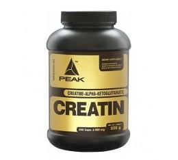PEAK - Creatin AKG / 240 caps Хранителни добавки, Креатинови продукти
