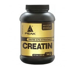 Peak - Creatin Alkalyn / 240 caps