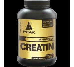Peak - Creatin Hyperfusion / 240 caps Хранителни добавки, Креатинови продукти, Креатинови Матрици