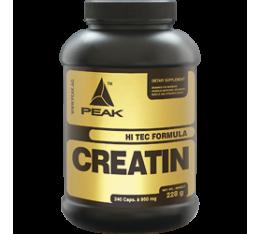 Peak - Creatin XT (Hi Tec Creatine) / 240 caps