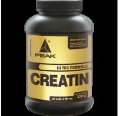 Peak - Creatin XT (Hi Tec Creatine) / 240 caps Хранителни добавки, Креатинови продукти, Креатин Монохидрат