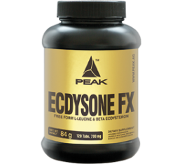 Peak - Ecdysone FX / 120 caps Хранителни добавки, Сила и възстановяване