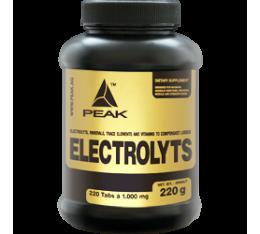 Peak - Electrolyts (Complex) / 220 таблетки Хранителни добавки, Витамини, минерали и др., Витамин B