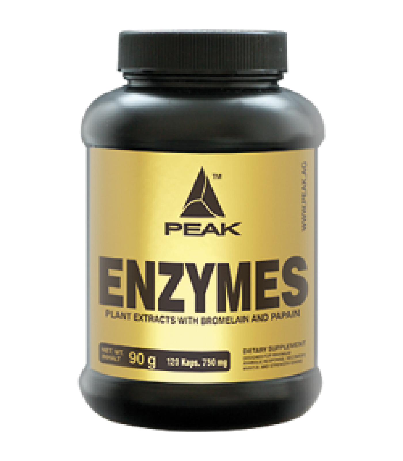 Peak - Enzymes / 120 caps