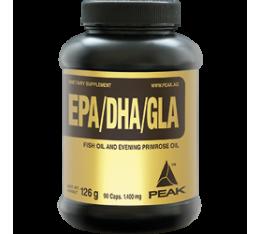 Peak - EPA/DHA/GLA / 90 caps Хранителни добавки, Мастни киселини
