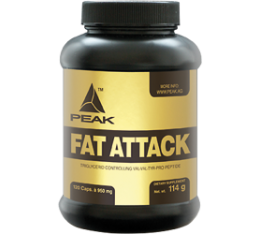 Peak - Fat Attack / 120 caps