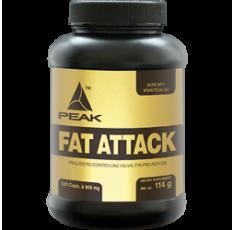 Peak - Fat Attack / 120 caps Хранителни добавки, Отслабване, Фет-Бърнари